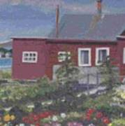 Lobster Shack At Fenwick Art Print