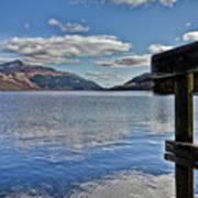 Loch Lomond And The Ben Art Print