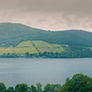 Loch Ness Landscape, Art Print