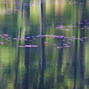 Lochan Glennan Reflections Art Print