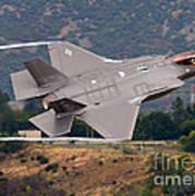 Lockheed Martin F-35 Lightning II, 2015 Art Print