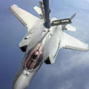Lockheed Martin F-35 Lightning II, 2016 Art Print