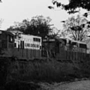 Locomotive 8241 Art Print