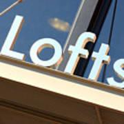 Lofts Art Print