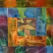 Log Cabin 6008 Art Print