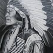 Lokata Chief Art Print