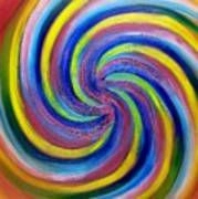 Lolly Pop Art Print