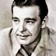 Lon Chaney, Vintage Actor Art Print