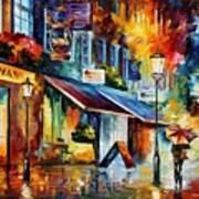 London - The Swan Art Print