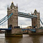 London Bridge 1 Art Print
