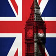 London England Big Ben Art Print