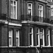 London Sixties Lambretta Art Print