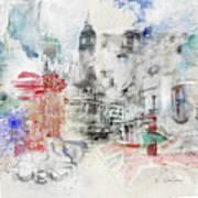 London Study Art Print