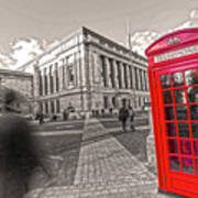 London Telephone 2 C Art Print
