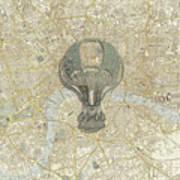 London Travels Art Print
