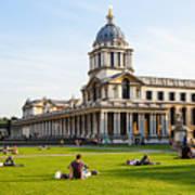 London University Greenwich Art Print