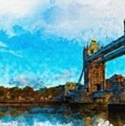 London Unveiled Art Print