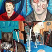 Long Disease Art Print