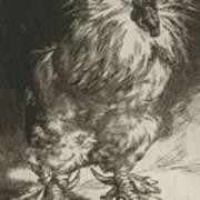 Long Live The Tzar Vive Le Tzar Felix Bracquemond 1833 - 1914 Art Print