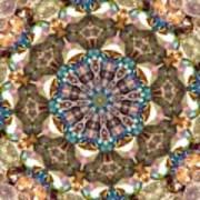 Looking Through The Kaleidoscope Art Print