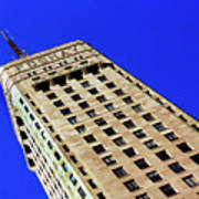 Looking Up At The Foshay Tower Art Print