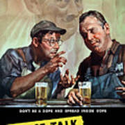 Loose Talk Can Cost Lives - Ww2 Art Print