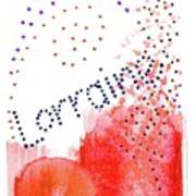 Lorainne 2 Art Print
