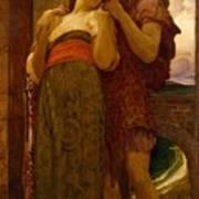 Lord Frederic Leighton - Wedded Art Print