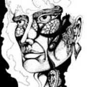 Lord Of The Flies Study Art Print