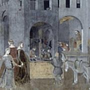 Lorenzetti: Good Govt Art Print