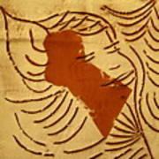 Lornah- Tile Art Print