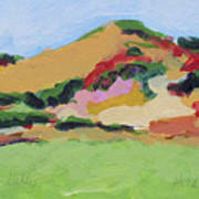 Los Alamos Valley Art Print
