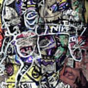 Losing Face Value Art Print by Robert Wolverton Jr