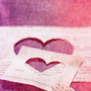 Lost Hearts Art Print