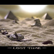 Lost Time Print by Mike McGlothlen