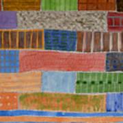 Several Acres Of Land Art Print