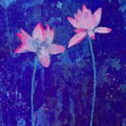 Lotus I Art Print