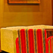 Lounge Art Print