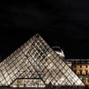 Louvre Museum 6 Art Art Print