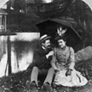 Love, 1900 Art Print