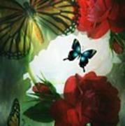 Love Blossoms Art Print