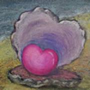 Love Endures All Things Art Print