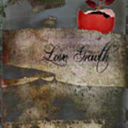 Love Growth - V2t1 Art Print