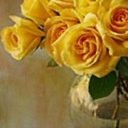 Love In A Vase Art Print
