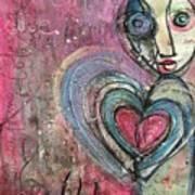 Love In All Things Art Print