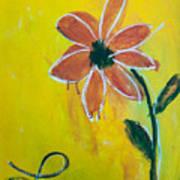 Love Petals Art Print