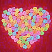 Love Songs 3 Art Print