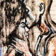 Love Story Art Print