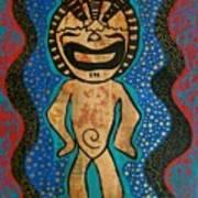 Love Tiki Art Print