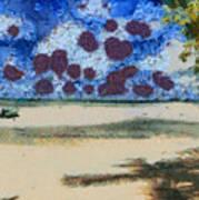 Lovely Beach Art Print